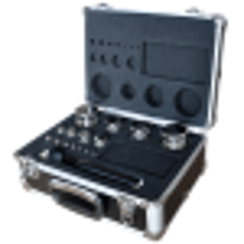M1 1g - 2kg Calibration Weight Set 2