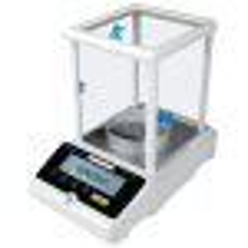 Solis Semi-Micro and Analytical Balances 5