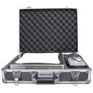 Hard carrying case with lock for CPWplus