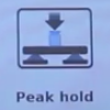 Using the Peak Hold Feature on Scales and Balances